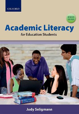Academic literacy for education students book