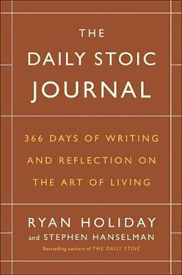 Daily Stoic Journal book