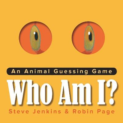 Who Am I? by Robin Page