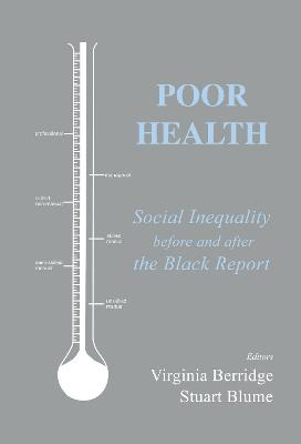 Poor Health by Virginia Berridge