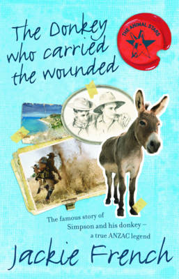 Donkey Who Carried the Wounded book