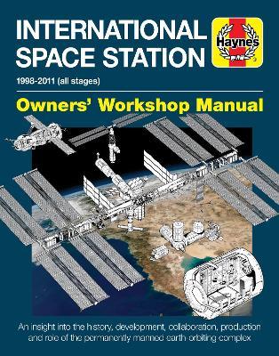 International Space Station 1996-2011 by David Baker