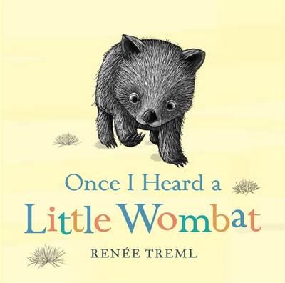 Once I Heard a Little Wombat book