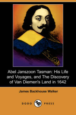 Abel Janszoon Tasman book