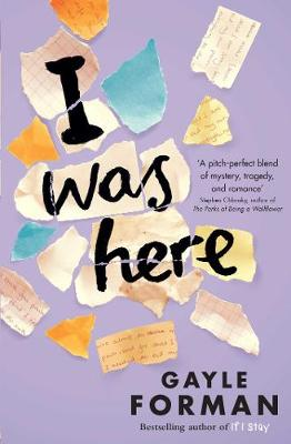 I Was Here book