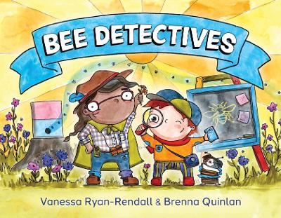 Bee Detectives book