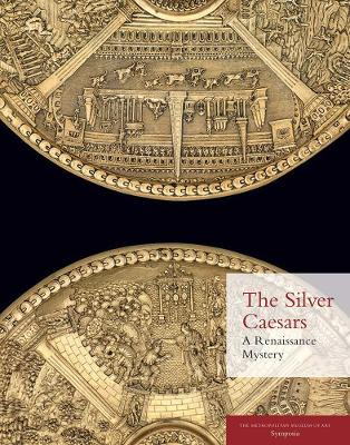 The Silver Caesars - A Renaissance Mystery by Julia Siemon