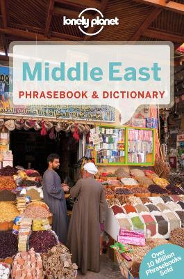 Lonely Planet Middle East Phrasebook & Dictionary by Lonely Planet
