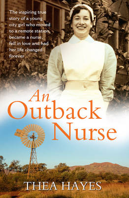 Outback Nurse by Thea Hayes