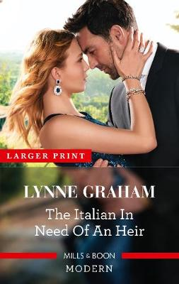 The Italian in Need of an Heir by Lynne Graham