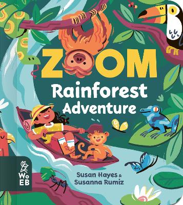 Zoom: Rainforest Adventure book