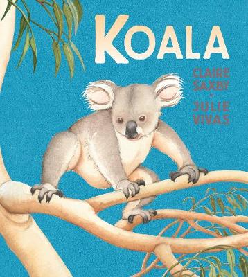 Koala by Claire Saxby
