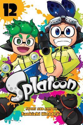 Splatoon, Vol. 12 book