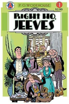 Right Ho, Jeeves #1 by P G Wodehouse