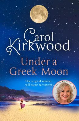 Under a Greek Moon book