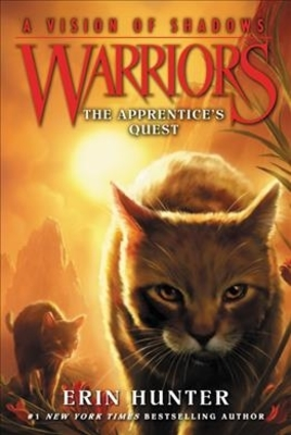 Warriors: A Vision of Shadows #1: The Apprentice's Quest book