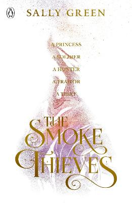 Smoke Thieves book
