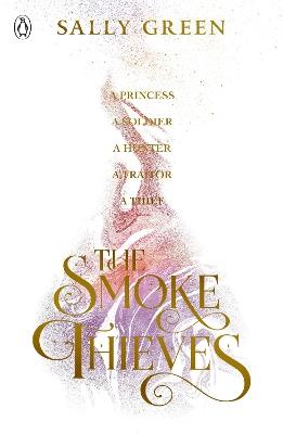 Smoke Thieves book