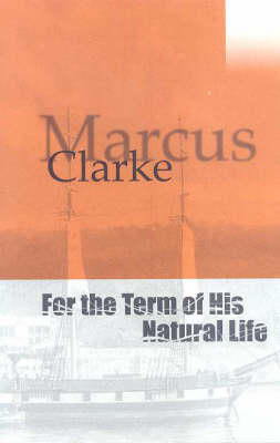 For the Term of His Natural Life book