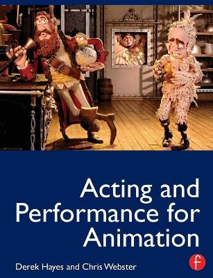 Acting and Performance for Animation book