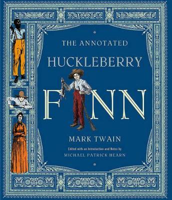 Annotated Huckleberry Finn book