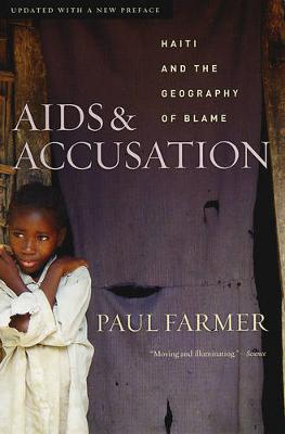AIDS and Accusation book
