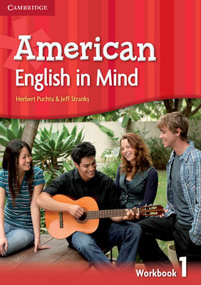 American English in Mind Level 1 Workbook by Herbert Puchta