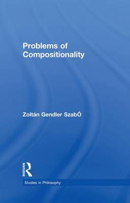 Problems of Compositionality book