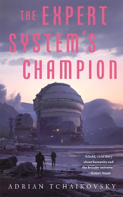 The Expert System's Champion book
