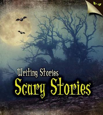 Scary Stories book