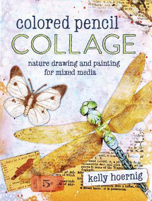 Colored Pencil Collage book