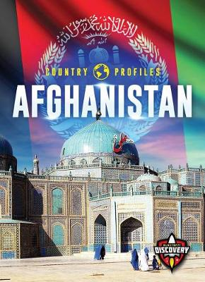 Afghanistan by Amy Rechner