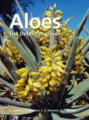Aloes: The Definitive Guide by S. Carter