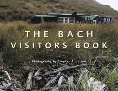 The Bach Visitors Books by Stephen Robinson