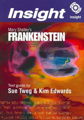 Mary Shelly's Frankenstein book
