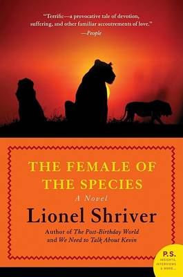 Female of the Species book