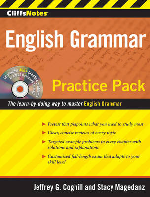 CliffsNotes English Grammar Practice Pack by Stacy Magedanz