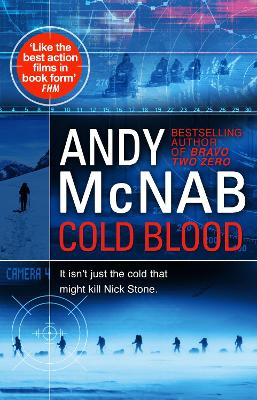 Cold Blood: (Nick Stone Thriller 18) by Andy McNab