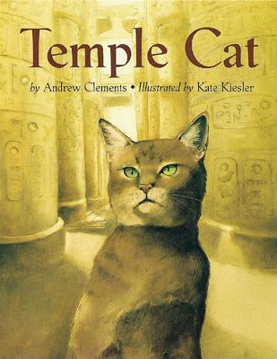 Temple Cat book