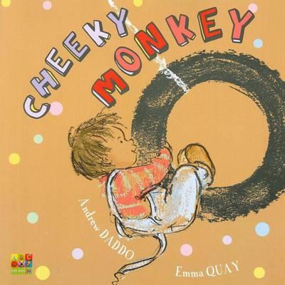 Cheeky Monkey book