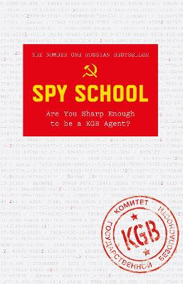 Spy School by Denis Bukin