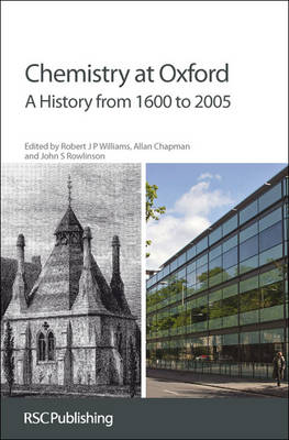 Chemistry at Oxford by R. J. P. Williams