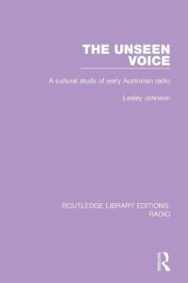 The Unseen Voice by Lesley Johnson