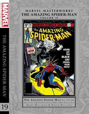 Marvel Masterworks: The Amazing Spider-man Vol. 19 by Marv Wolfman