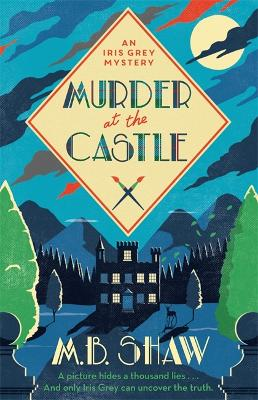 Murder at the Castle book