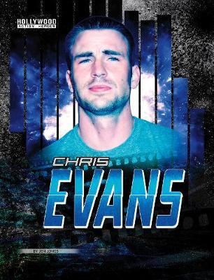 Chris Evans by Jen Jones