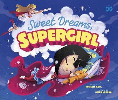 Sweet Dreams, Supergirl by Omar Lozano