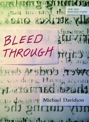 Bleed Through book