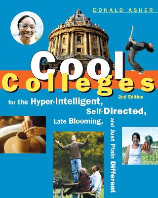 Cool Colleges book
