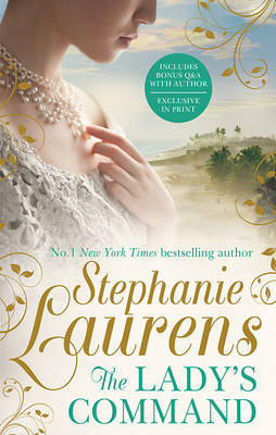 THE LADY'S COMMAND by Stephanie Laurens